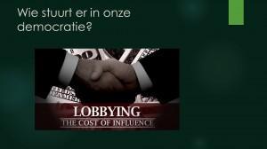 Lobbying plaatje