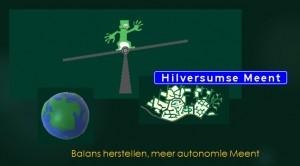 Balans wereld - Meent